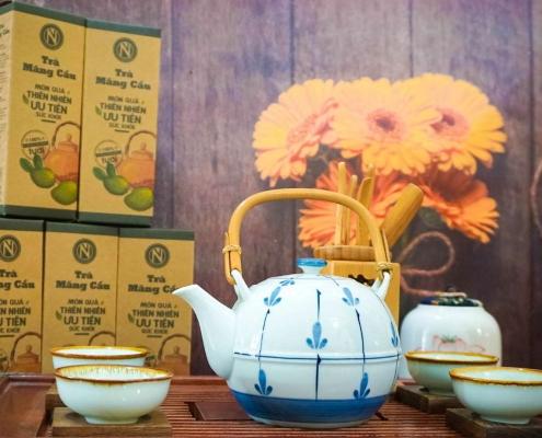 Bảo quản trà mãng cầu ra sao?
